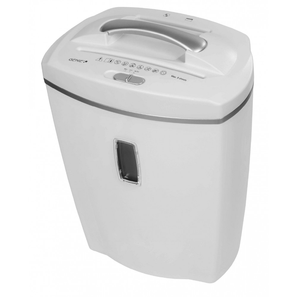 GENIE CROSS -CUT SHREDDER GENIE 580XCD AUTOMATIC