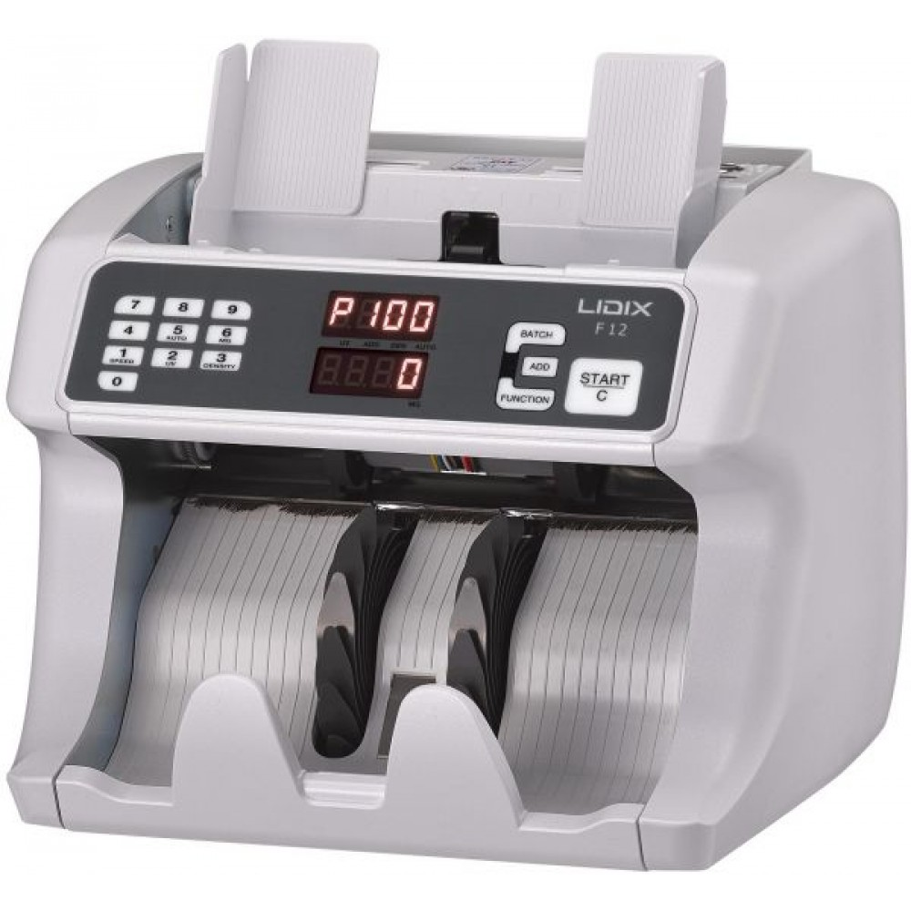 LIDIX MONEY COUNTER F-12