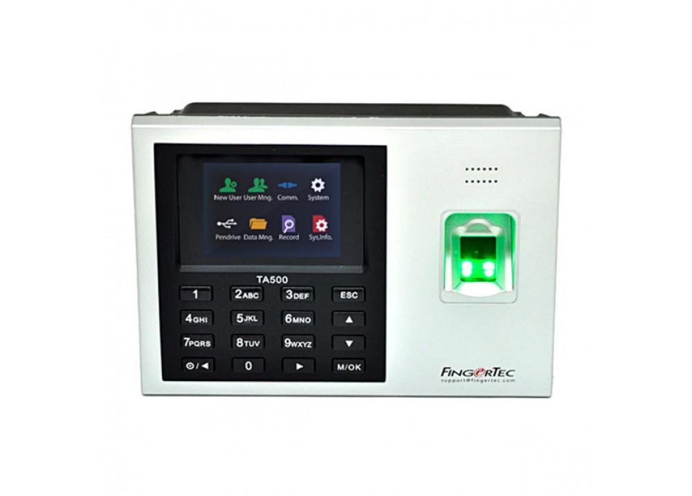 FINGERTEC FINGERPRINT & RFID TIME ATTENDANCE TA-500 WHITE