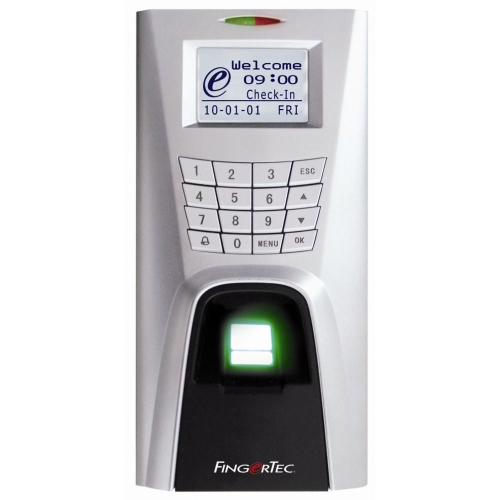 FINGERTEC FINGERPRINT & RFID TIME ATTENDANCE R2 SILVER