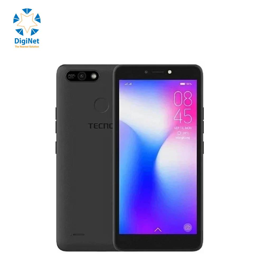TECNO POP2 1GB 16GB DUAL SIM BLACK