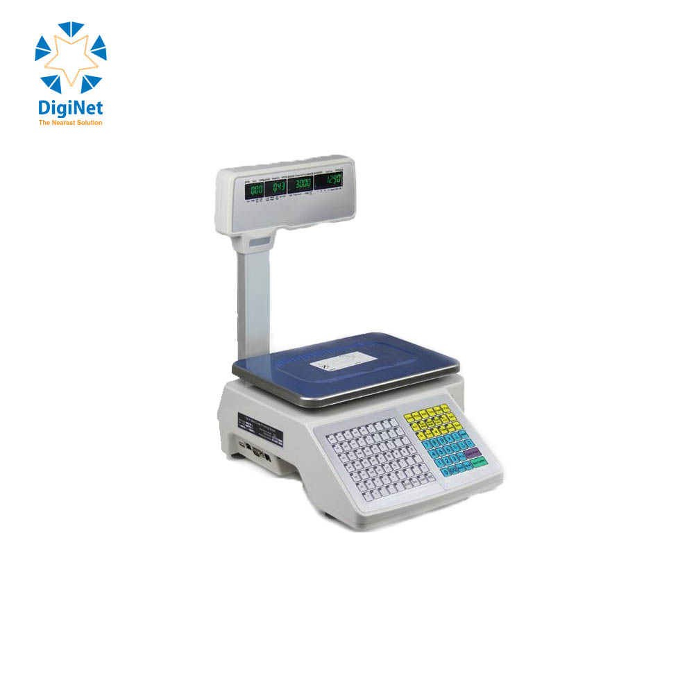SMS BARCODE PRINTING SCALE