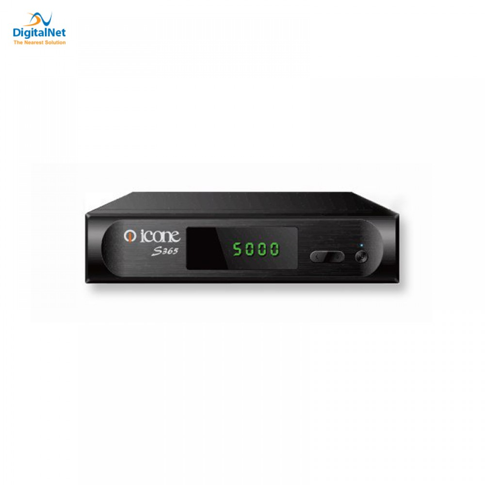 ICONE S365 FHD RECEIVER