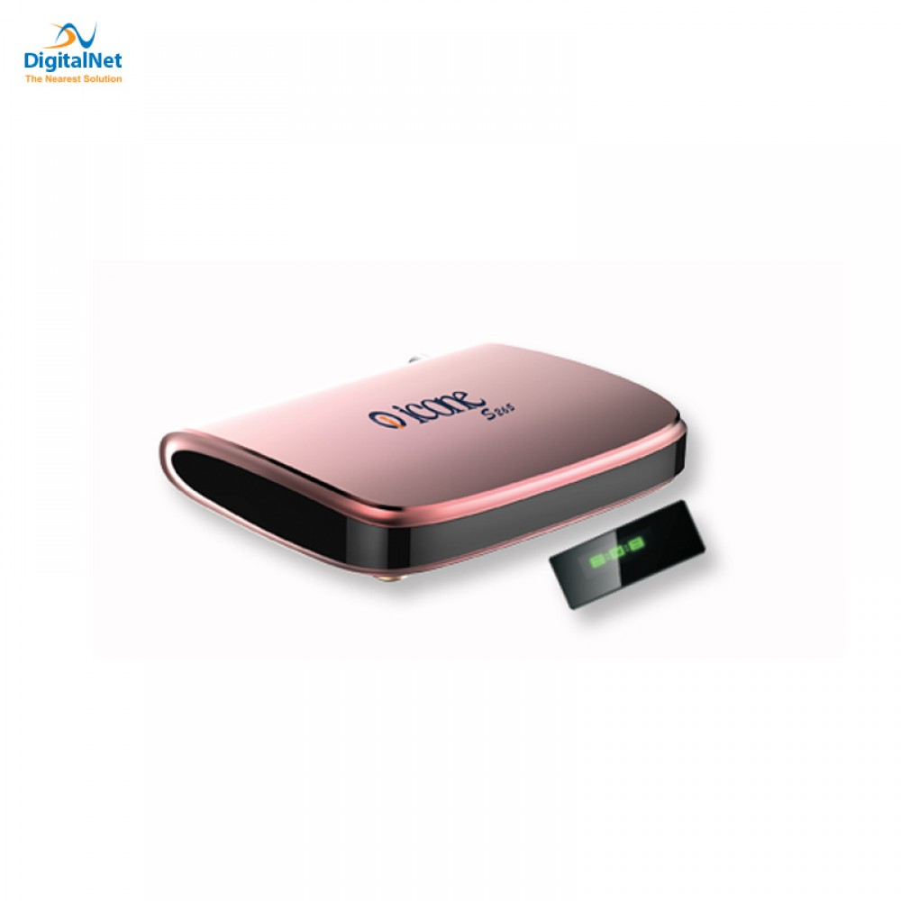 ICONE S265 FHD RECEIVER ROSE