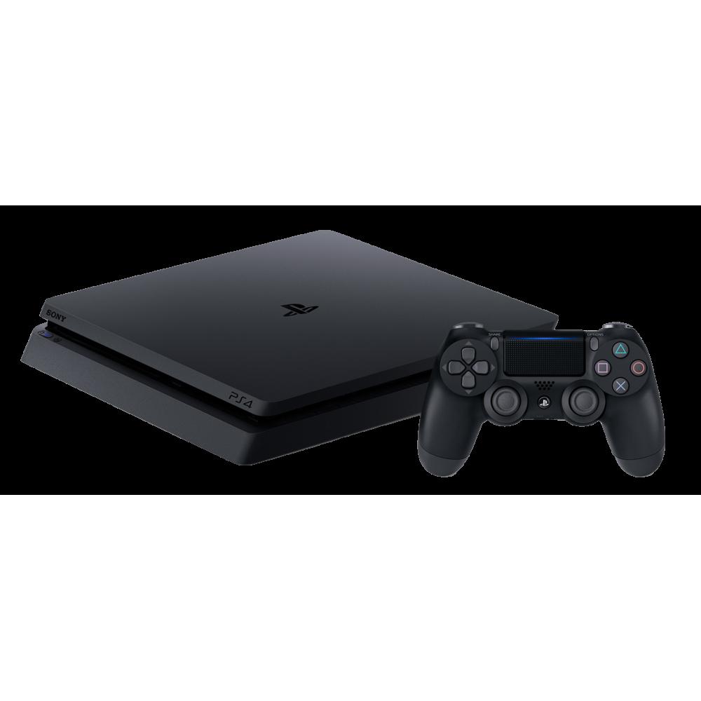 SONY PLAYSTATION PS4 500GB BLACK