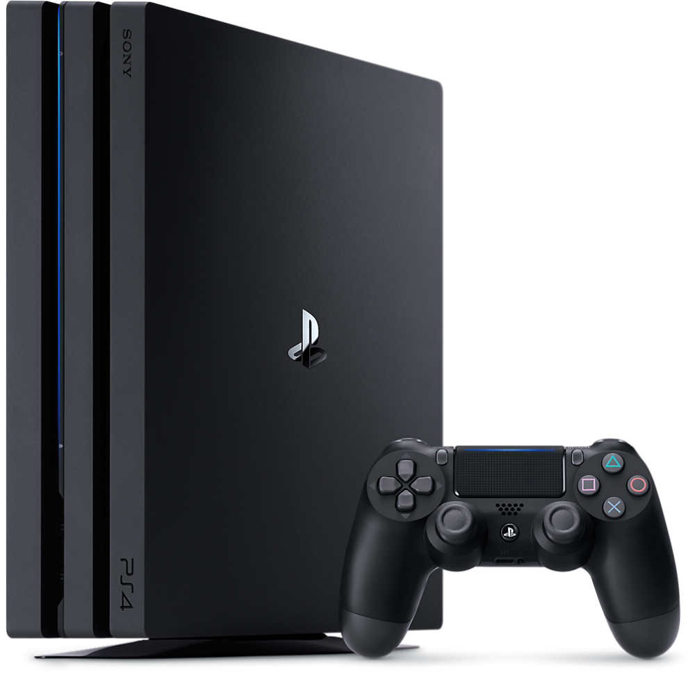 SONY PLAYSTATION PS4 PRO 1TB DYNAMIC 4K GAMING AND ENTERTAINMENT