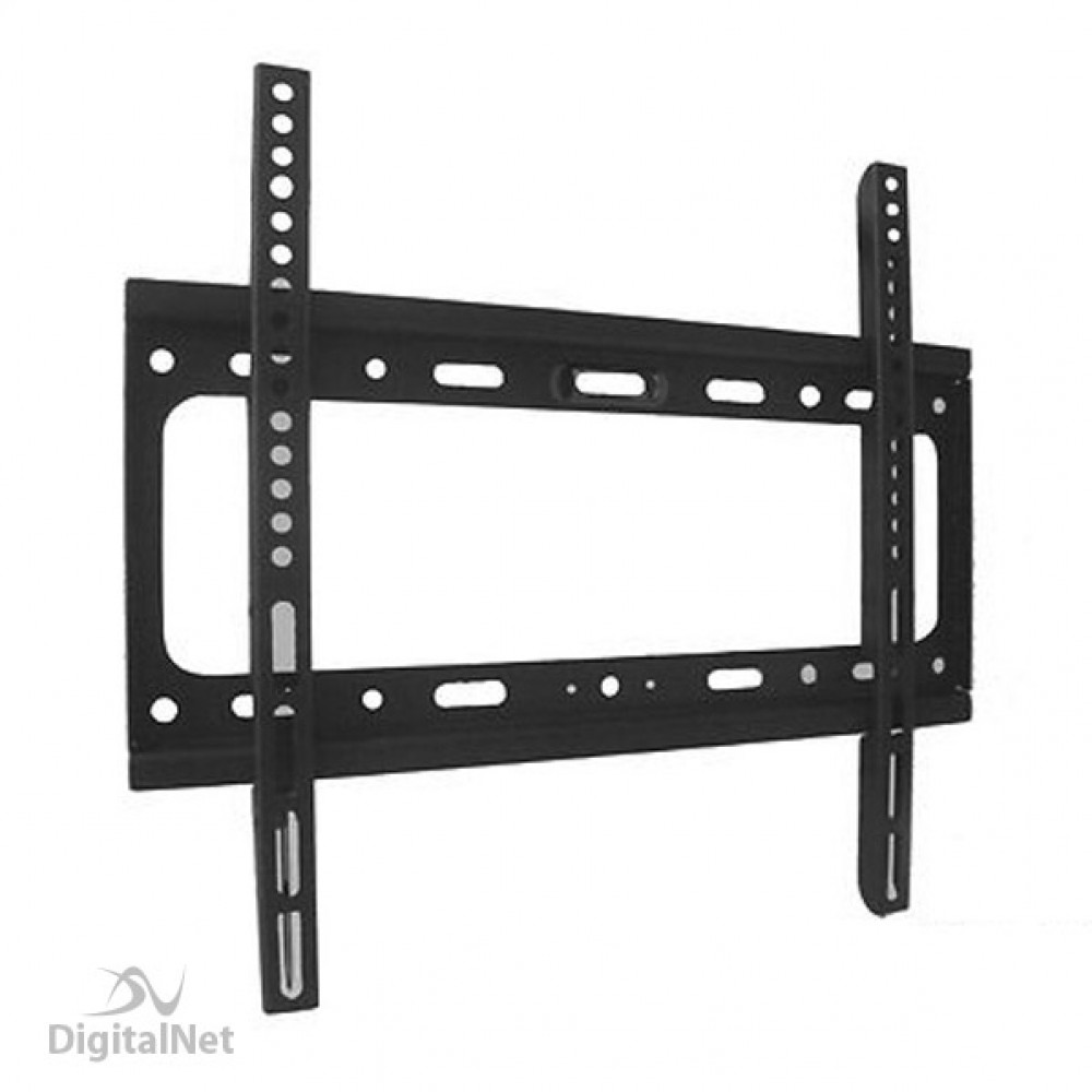 "TV WALL MOUNT FOR FLAT SCREEN 32"" TO 60"" BLACK"