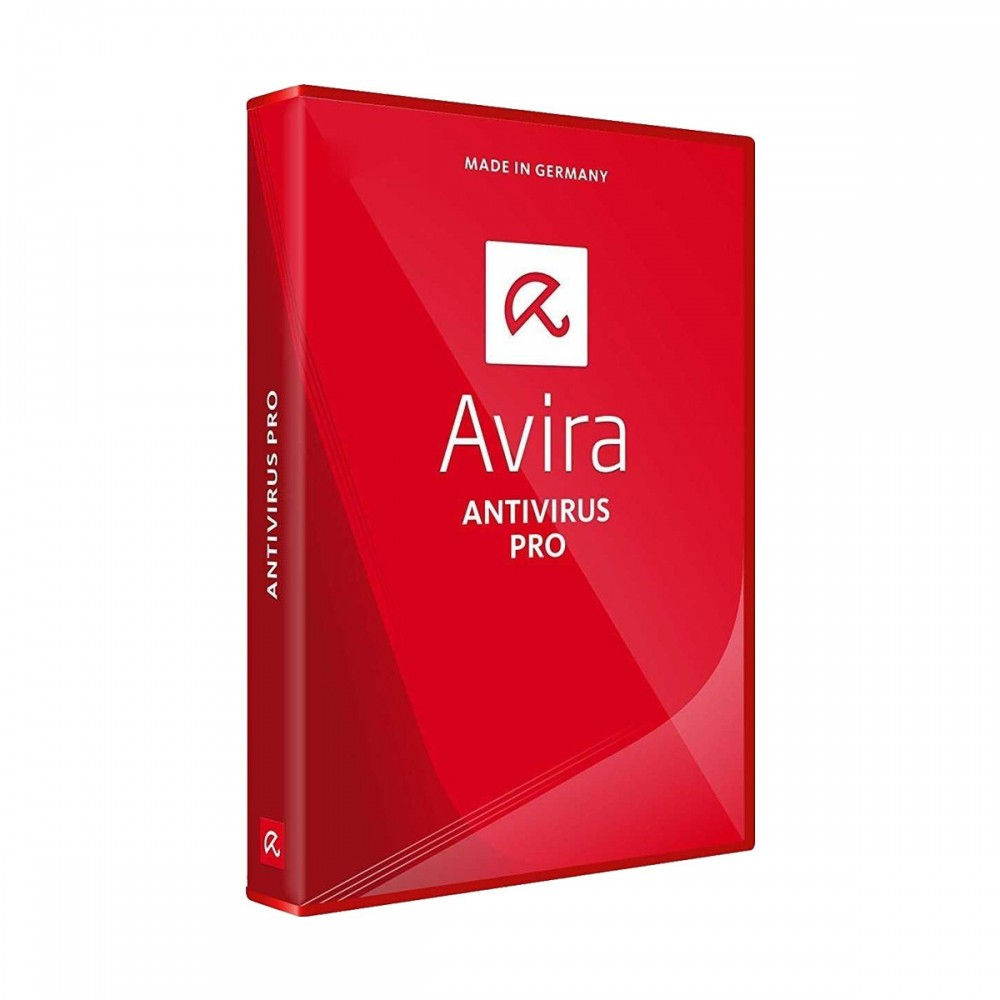 AVIRA ANTIVIRUS PRO 1 DEVICE 1 USER BOX
