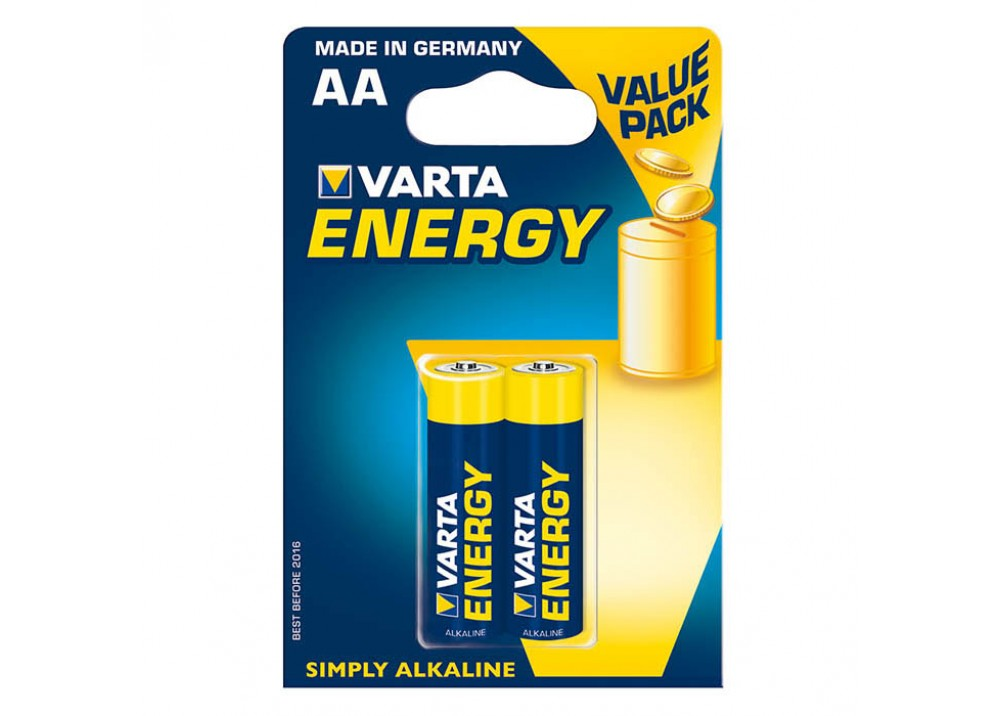 VARTA BATTARIES ENERGY AA2