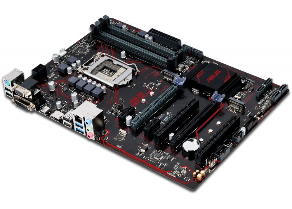 ASUS MOTHERBOARD PRIME B250-PLUS LGA1151 USB 3.1 DDR4