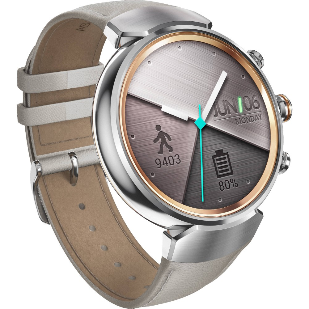 ASUS ZENWATCH 3 512MB 4GB SILVER