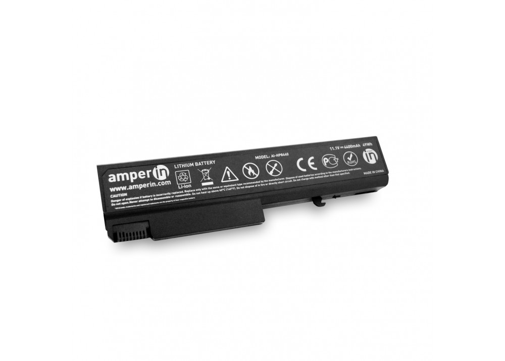 M.M BATTERY FOR HP LAPTOP  6530 - 6535 - 6735B - 6730-6440-8440