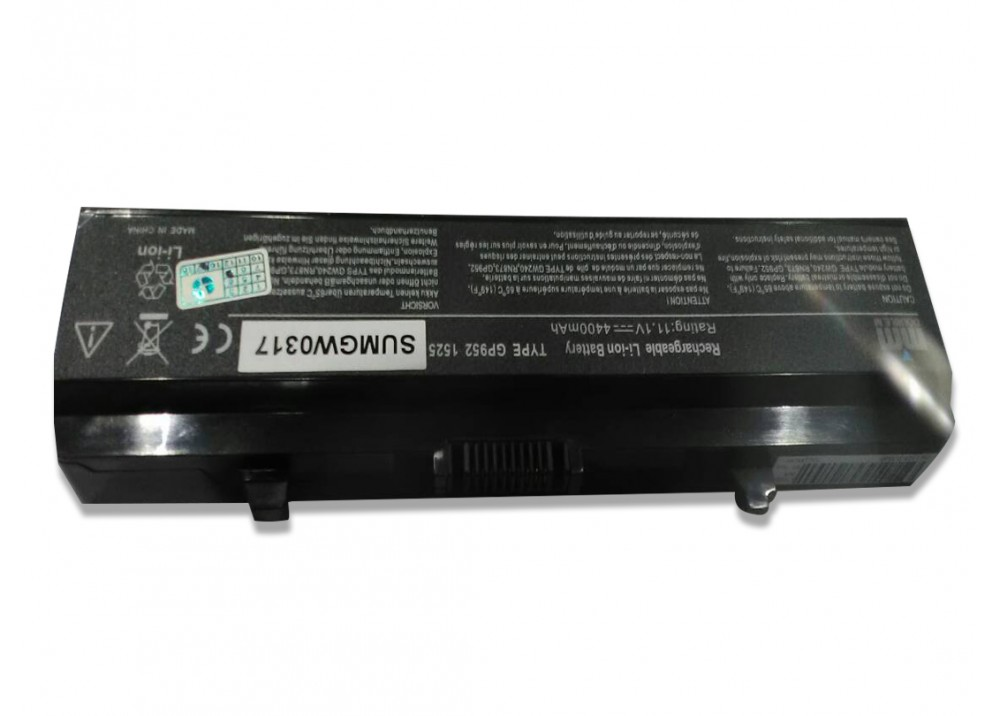 M.M BATTERY FOR DELL LAPTOP 1525-1545  X284G