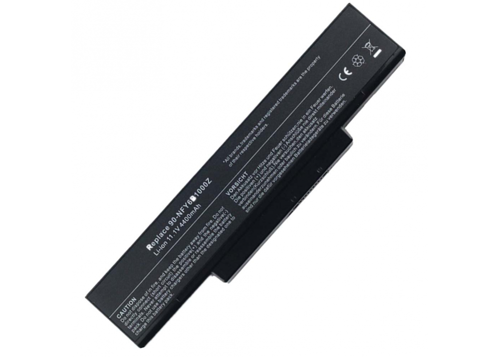 M.M BATTERY FOR ASUS LAPTOP F3 - A9T - Z96-M51