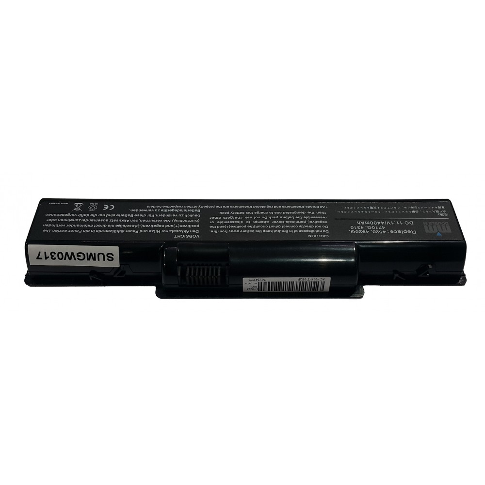 M.M BATTERY FOR ACER LAPTOP AS 4310-4736-4710-4920-5738