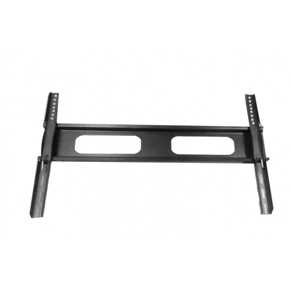 "TV WALL MOUNT FOR FLAT SCREEN 49""-75"" BLACK"