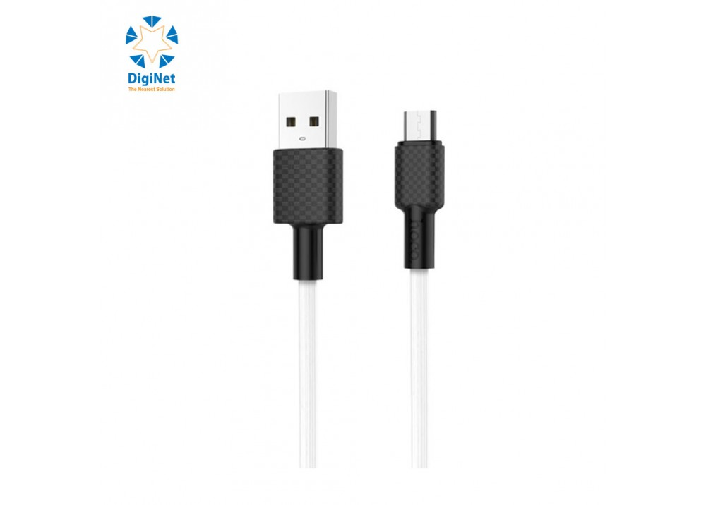 HOCO CABLE X29 MICRO WHITE