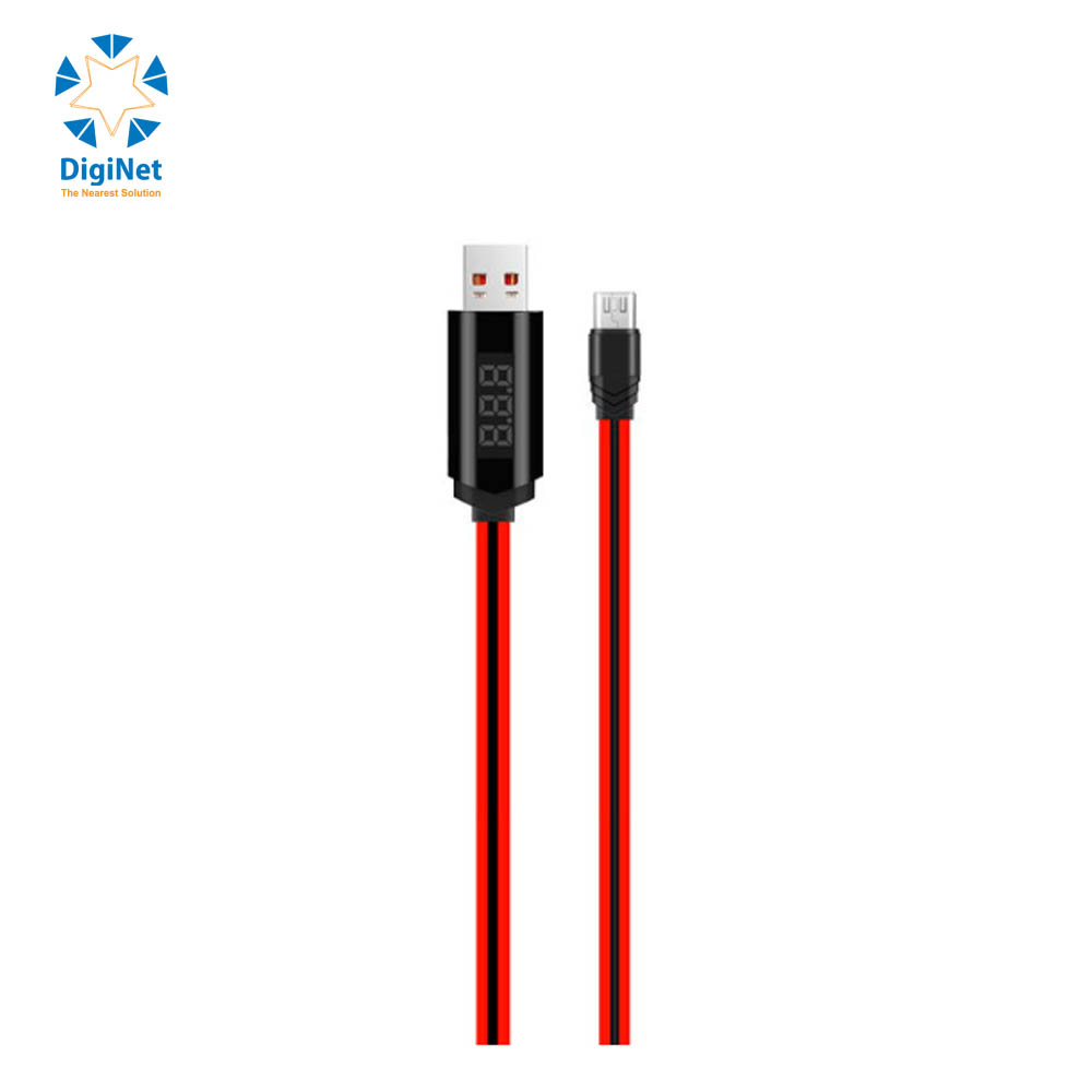 HOCO CABLE U29 MICRO RED