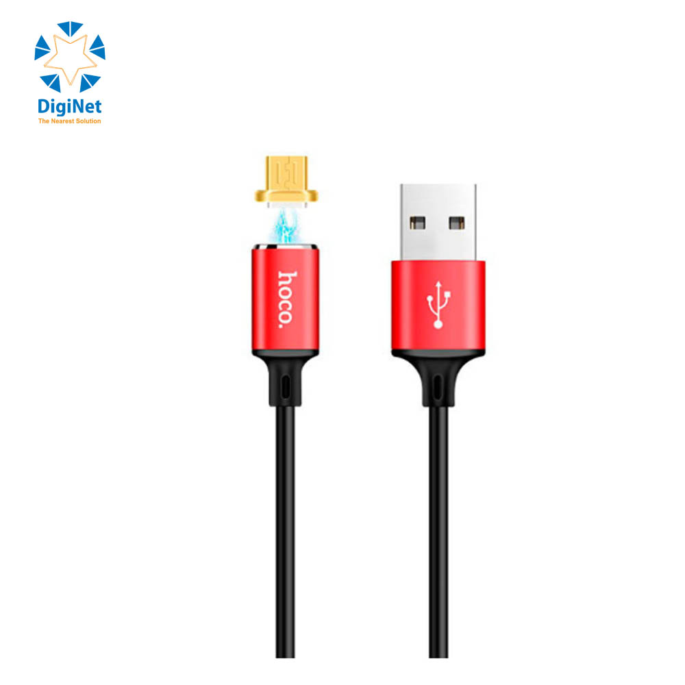 HOCO CABLE U28 MICRO RED