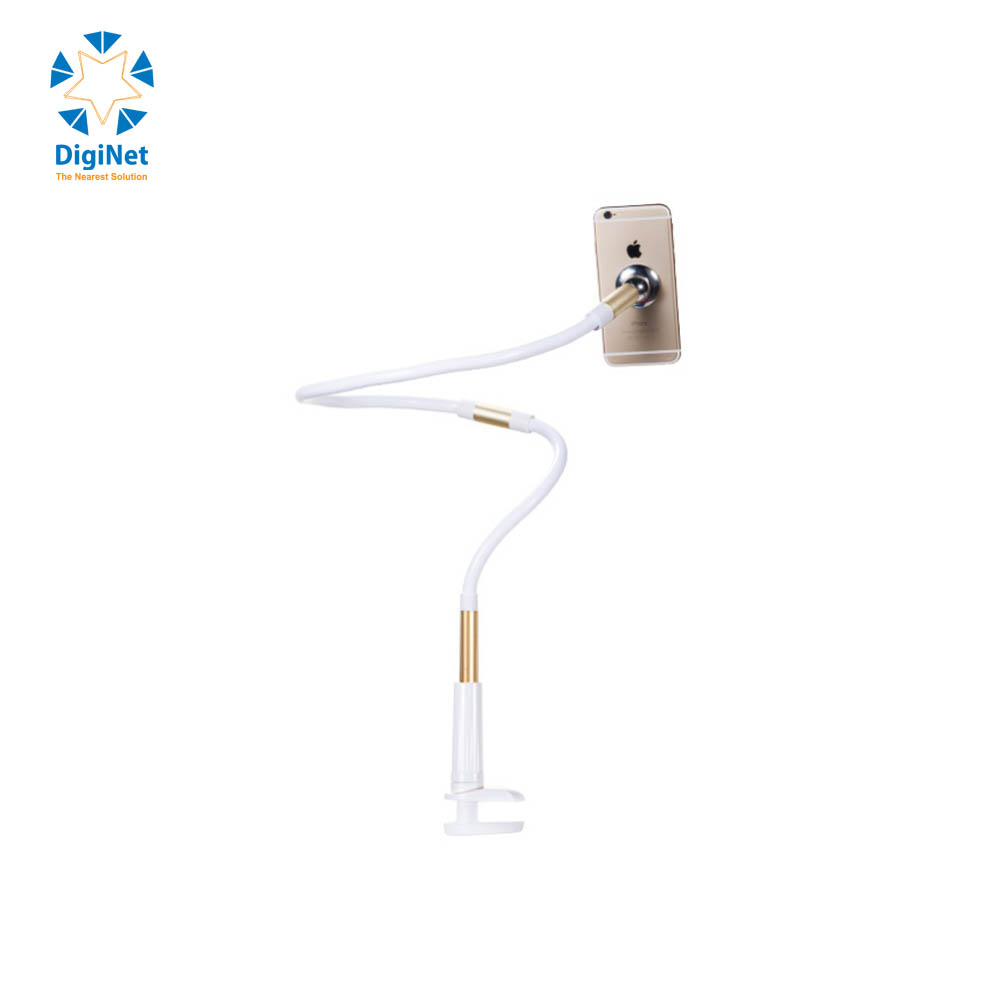 HOCO CA12 MAGNETIC LAZY TABLE STENT FOR I PHONE GOLD