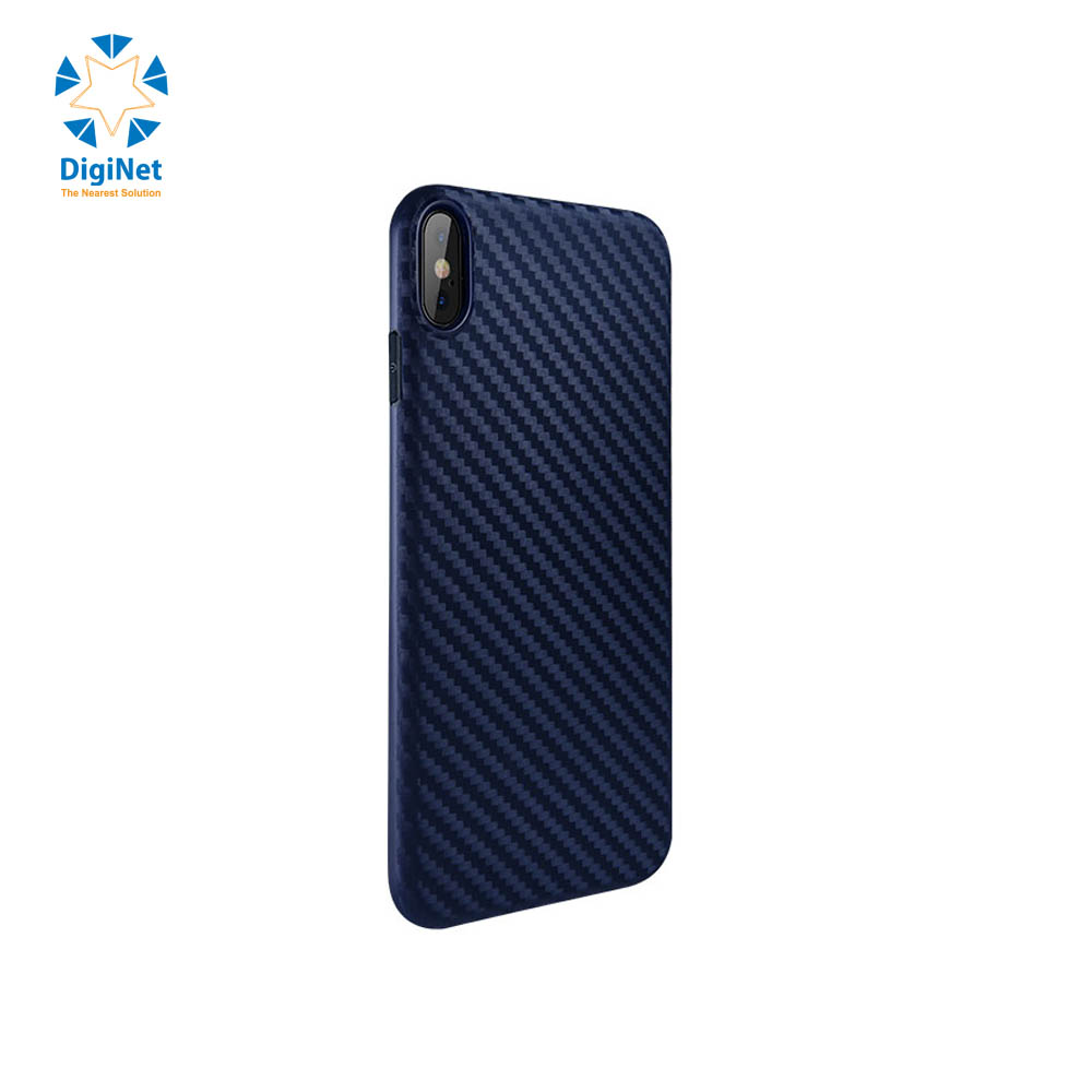 HOCO COVER MOBILE  DELICATE FOR I PHONE XR  BLUE