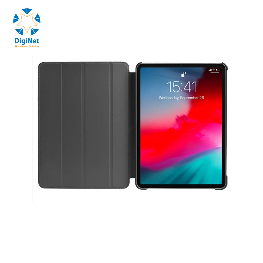 HOCO LEATHER CASE FOR I PAD PRO 11 BLACK