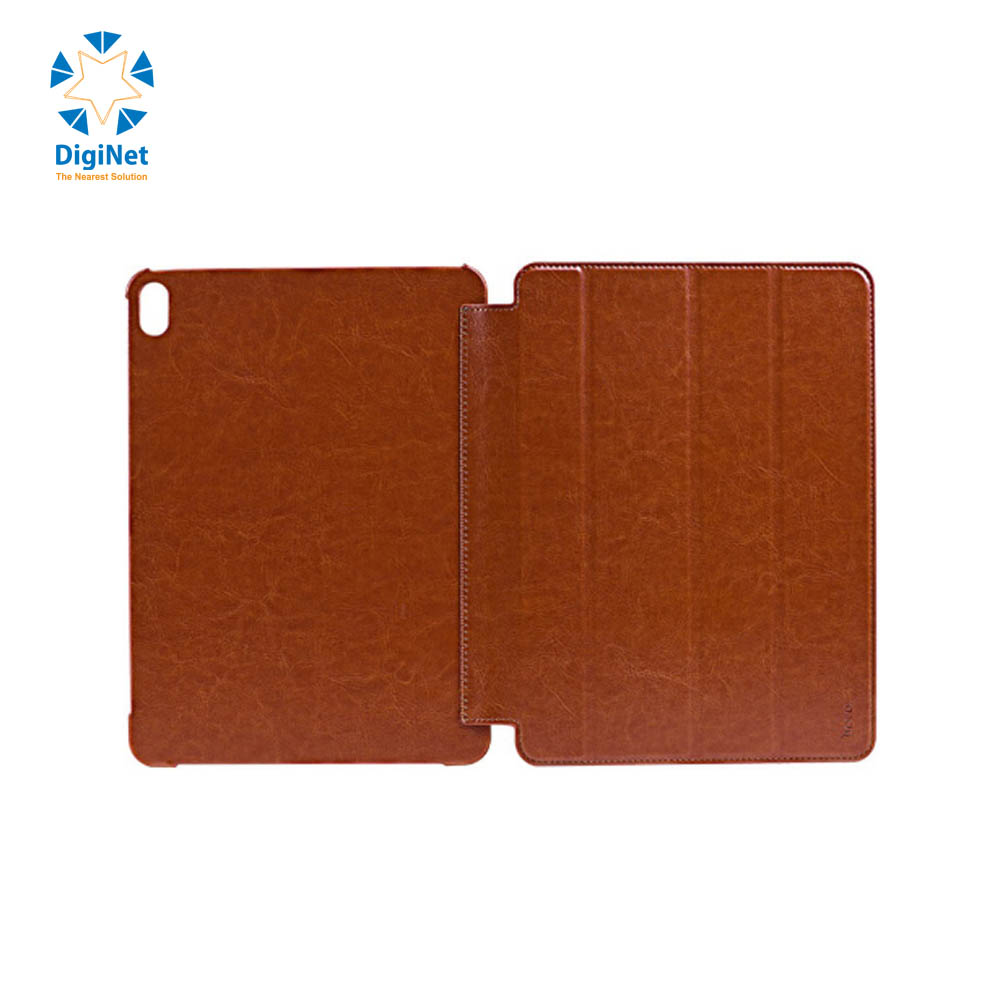 HOCO LEATHER CASE FOR I PAD PRO 11 BROWN