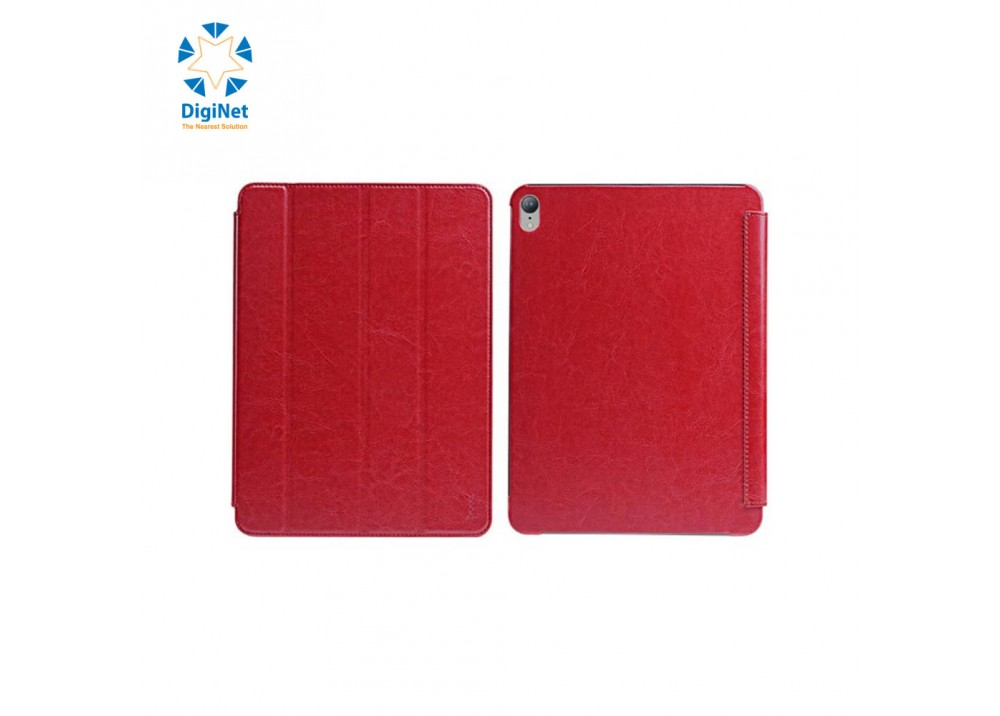 HOCO LEATHER CASE FOR I PAD PRO 11 RED