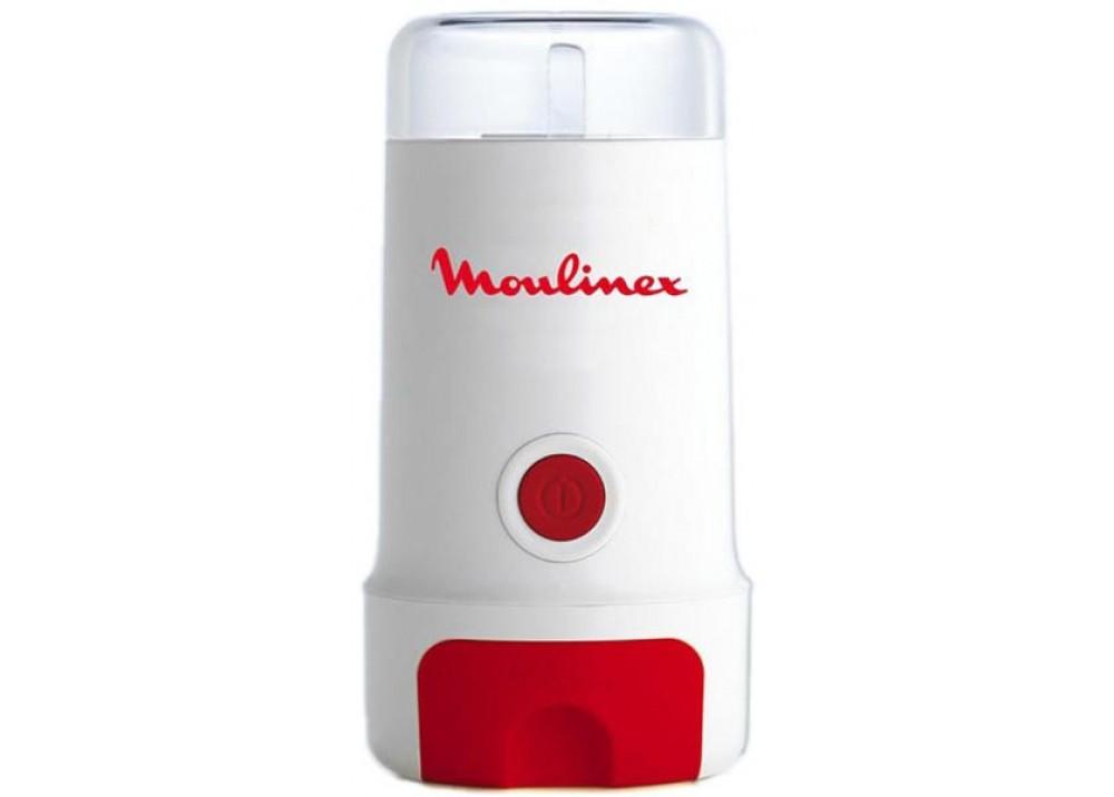 MOULINEX COFFEE GRINDER MC300132 180W WHITE