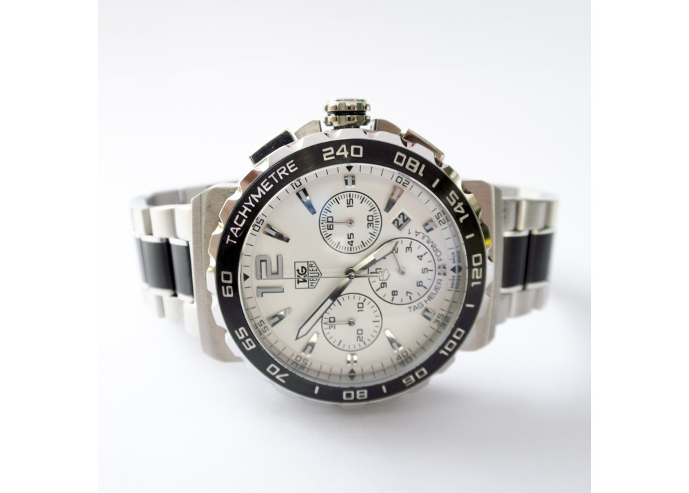 TAG HEUER WATCH MENS CLASSIC STAINLESS STEEL