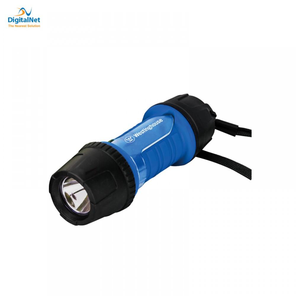 WESTINGHOUSE FLASHLIGHT WF1501 WEATHERPROOF BLUE