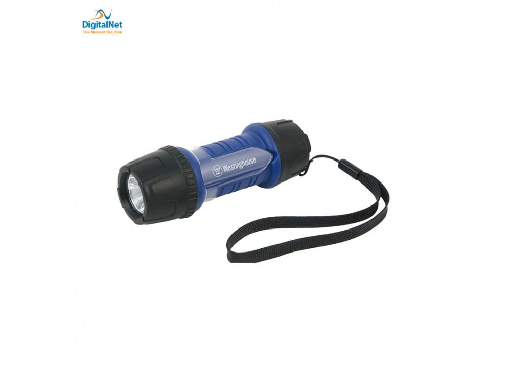WESTINGHOUSE FLASHLIGHT WF1502 WEATHERPROOF 3W LED BLUE