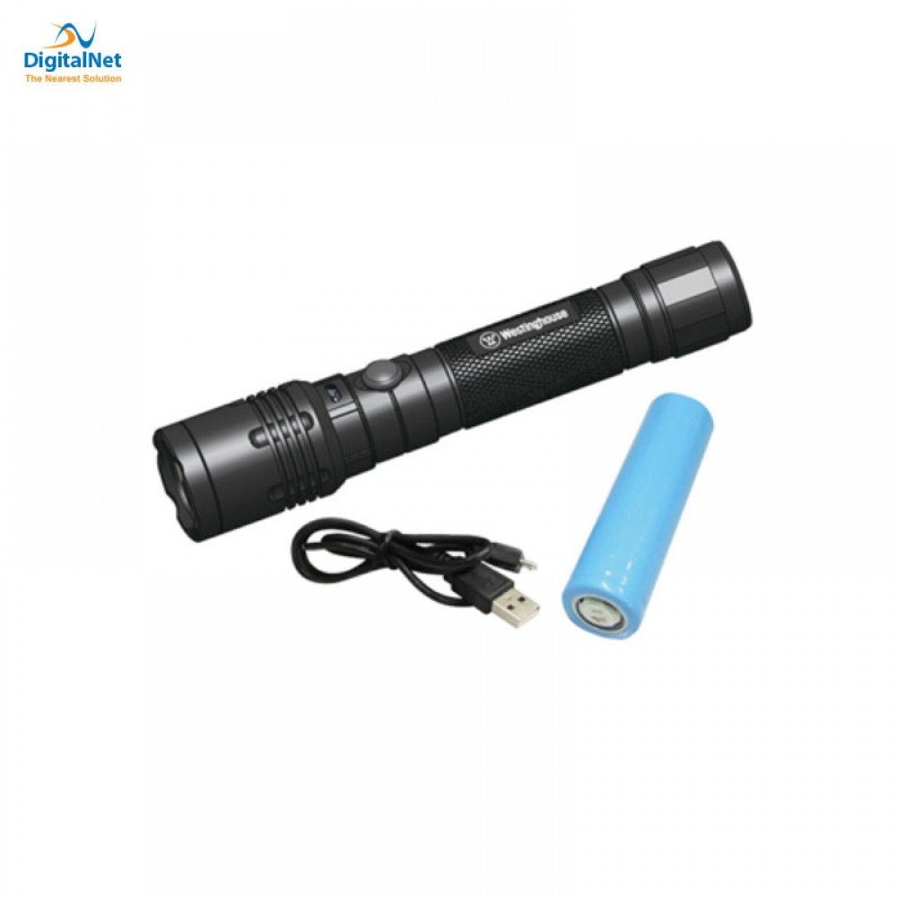 WESTINGHOUSE FLASHLIGHT W1507 RECHARGEABLE 3W