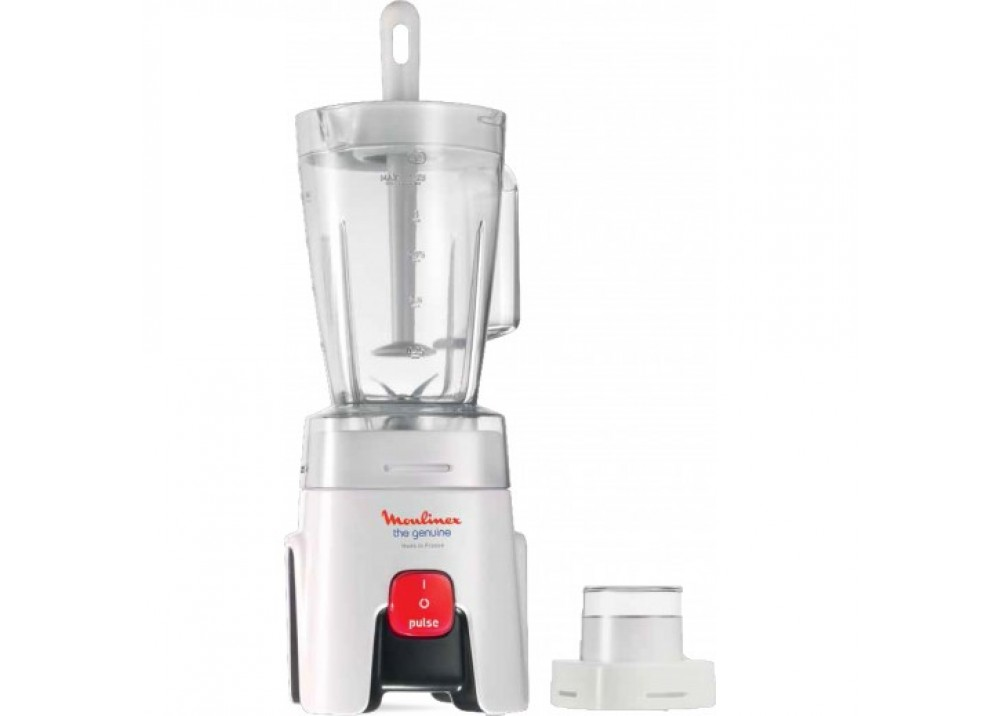 MOULINEX BLENDER LM2410 1.25L 450W WHITE