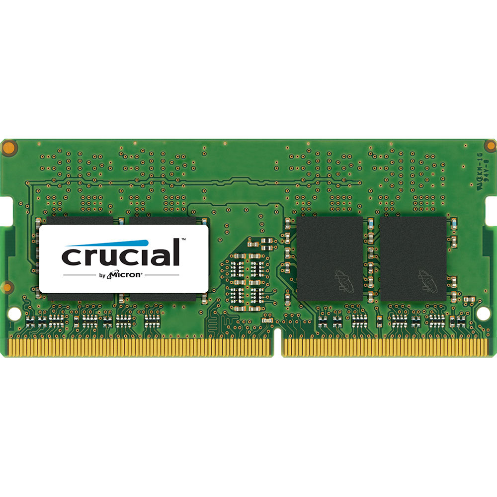 CRUCIAL RAM FOR LAPTOP 8GB DDR4 SO-DIMM 2400 BOX