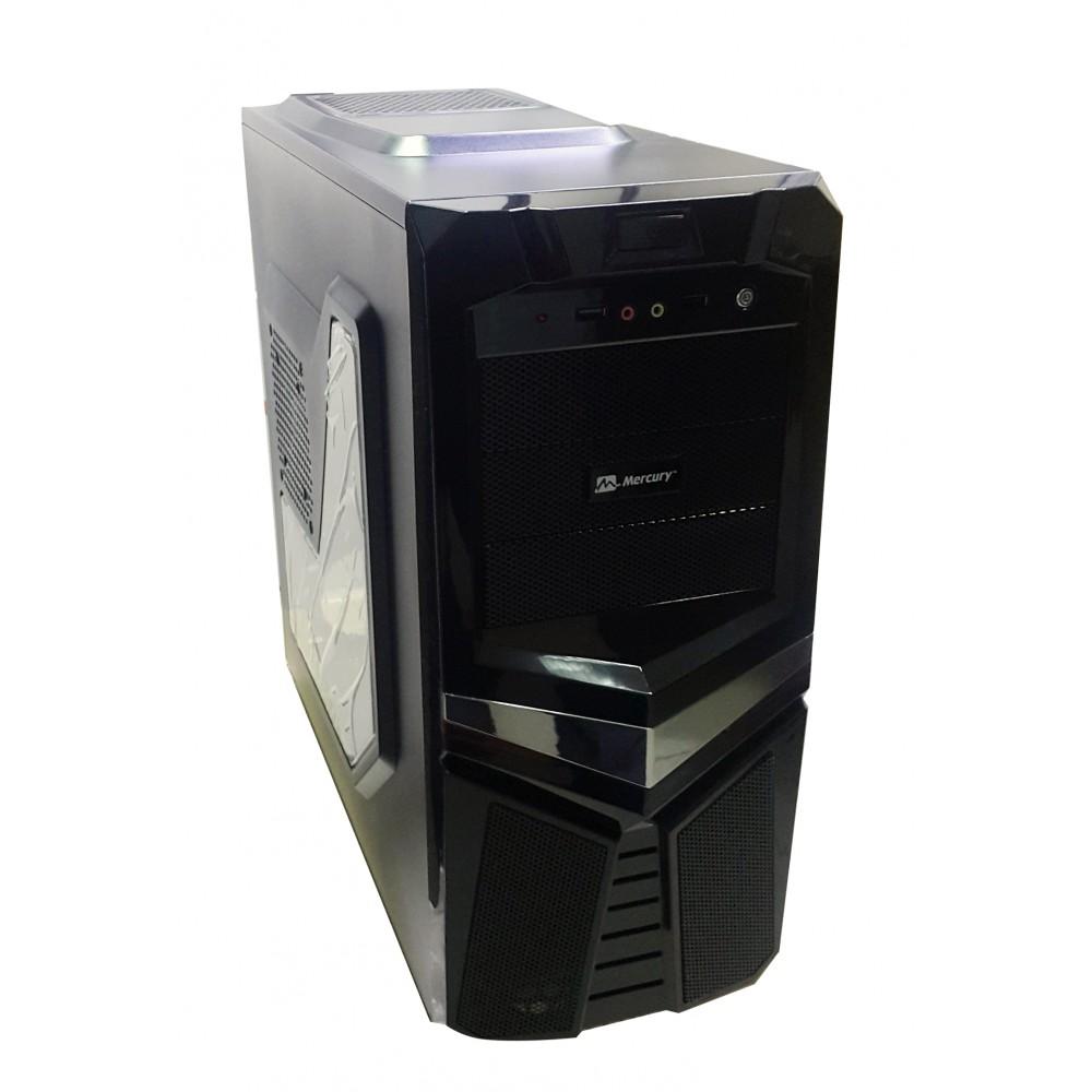 MERCURY GAMING COMPUTER CASE FENIX BLACK