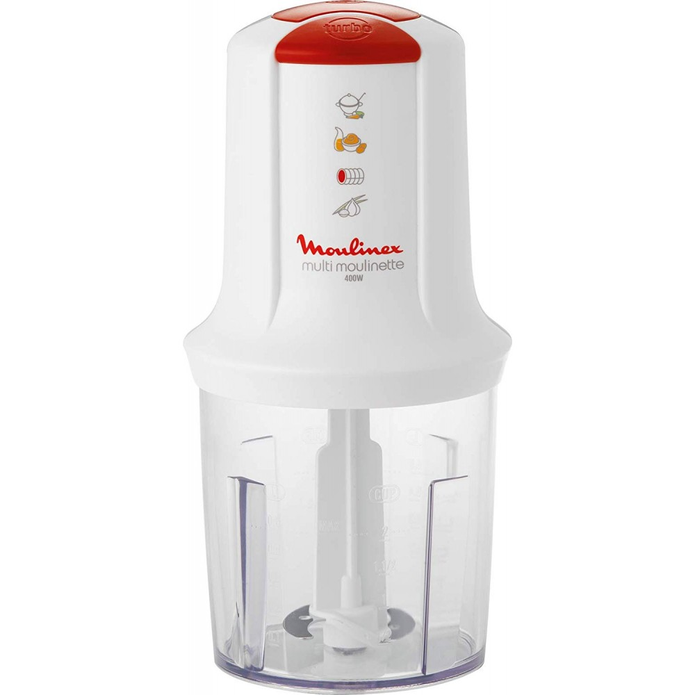 MOULINEX GRINDER AT711161 400W WHITE