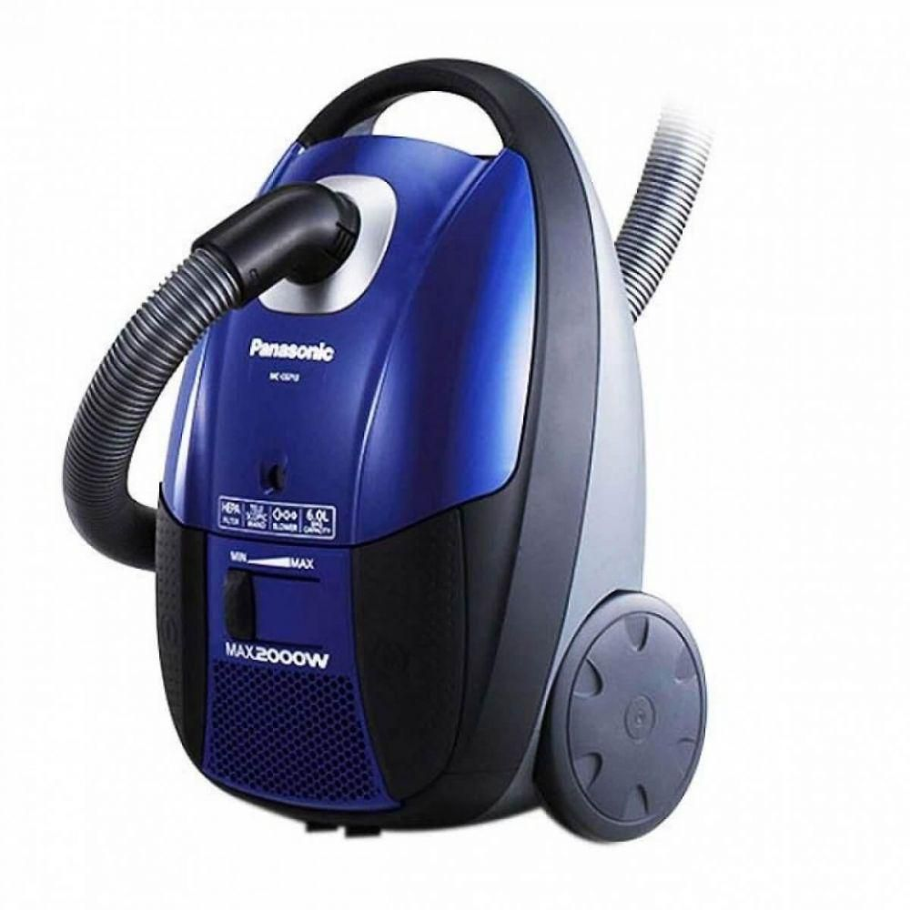 PANASONIC VACUUM CLEANER MC-CG713 2000W BLACK & BLUE