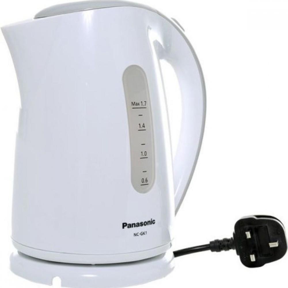 PANASONIC KETTLE NC-GK1WTN 2200W 1.7L WHITE