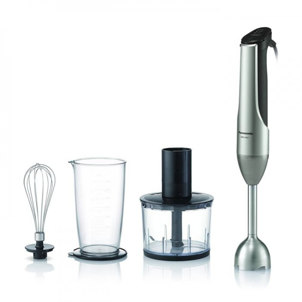 PANASONIC HAND BLENDER MX-S401STN 800W BLACK