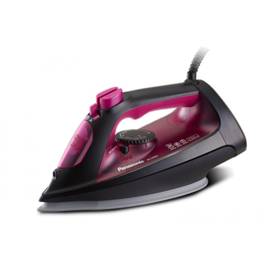 PANASONIC HAND STEAM IRON NI-U400CPTV 2300W BLACK