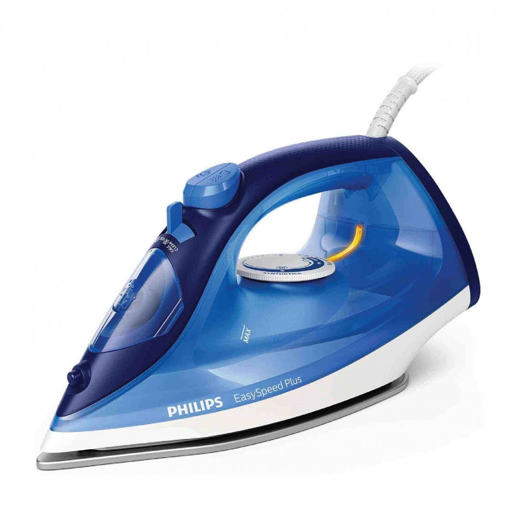 PHILIPS HAND STEAM IRON GC2145 2100W BLUE