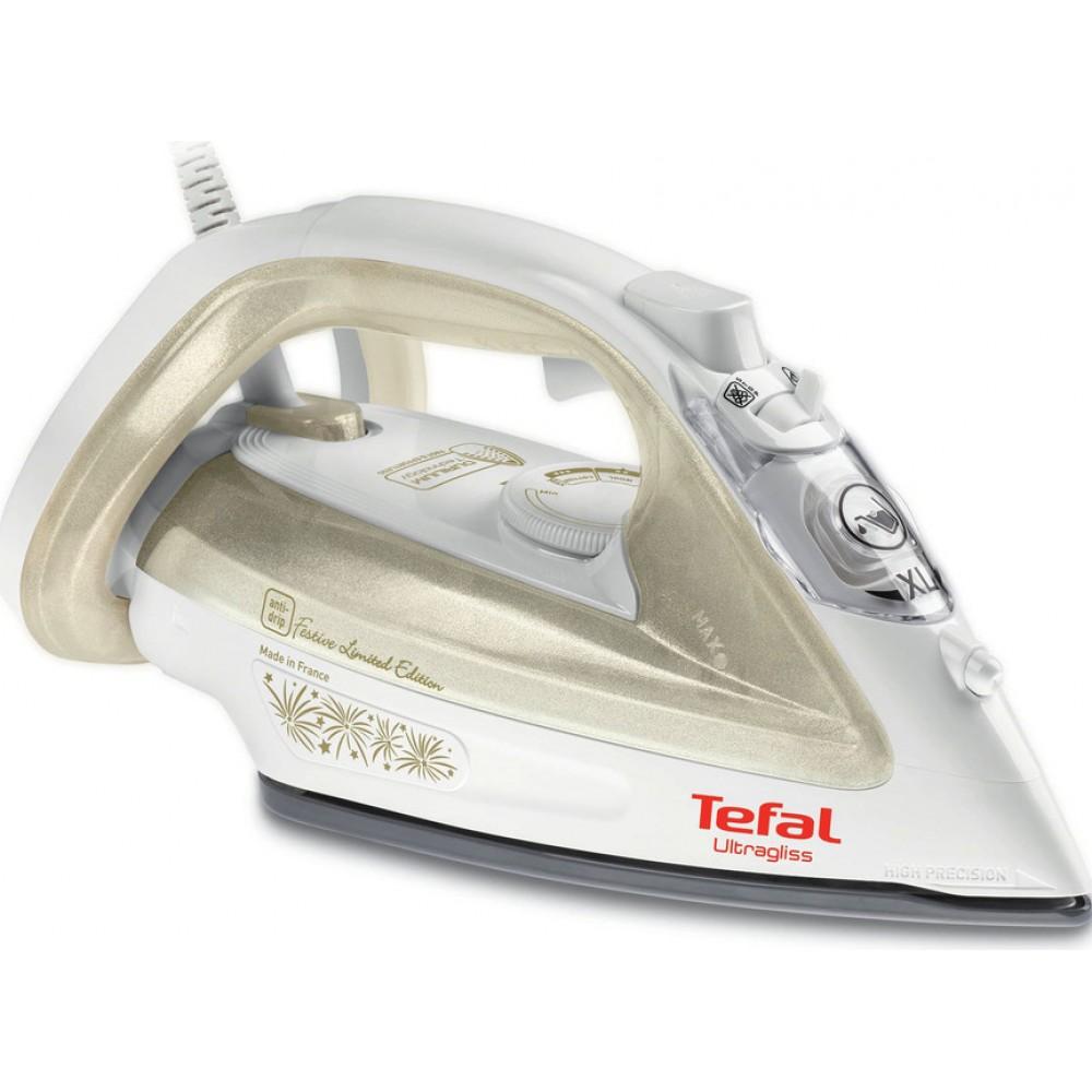 TEFAL HAND STEAM IRON FV4911 2400W WHITE