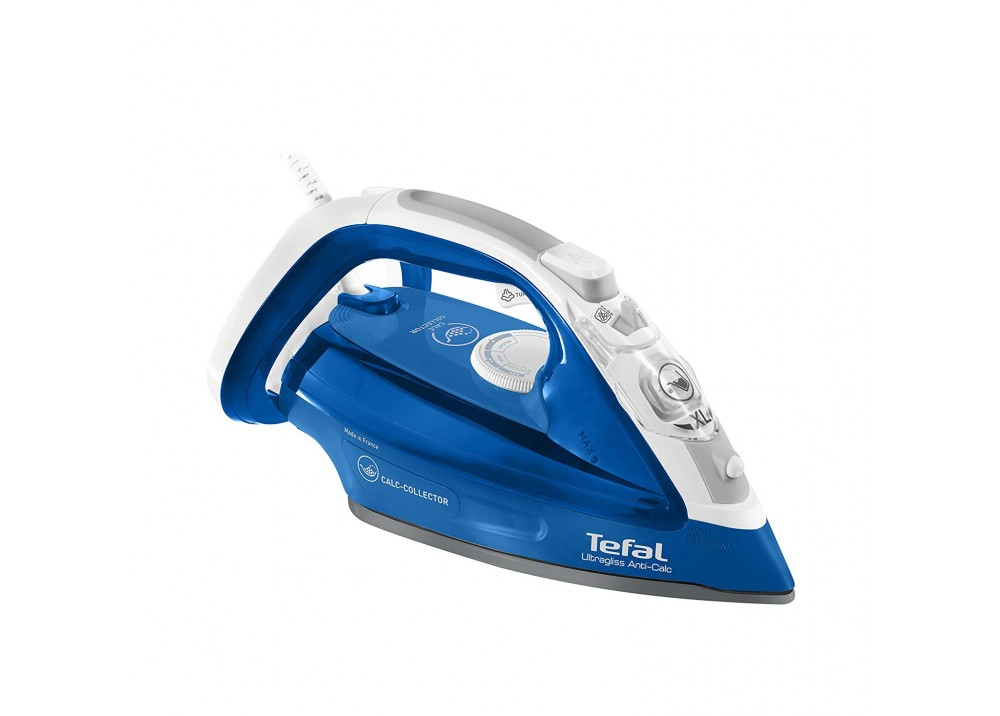 TEFAL HAND STEAM IRON FV4964 2500W BLUE