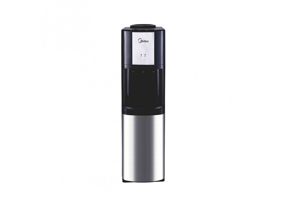 MIDEA WATER COOLER YL1638S 20L BLACK & SILVER