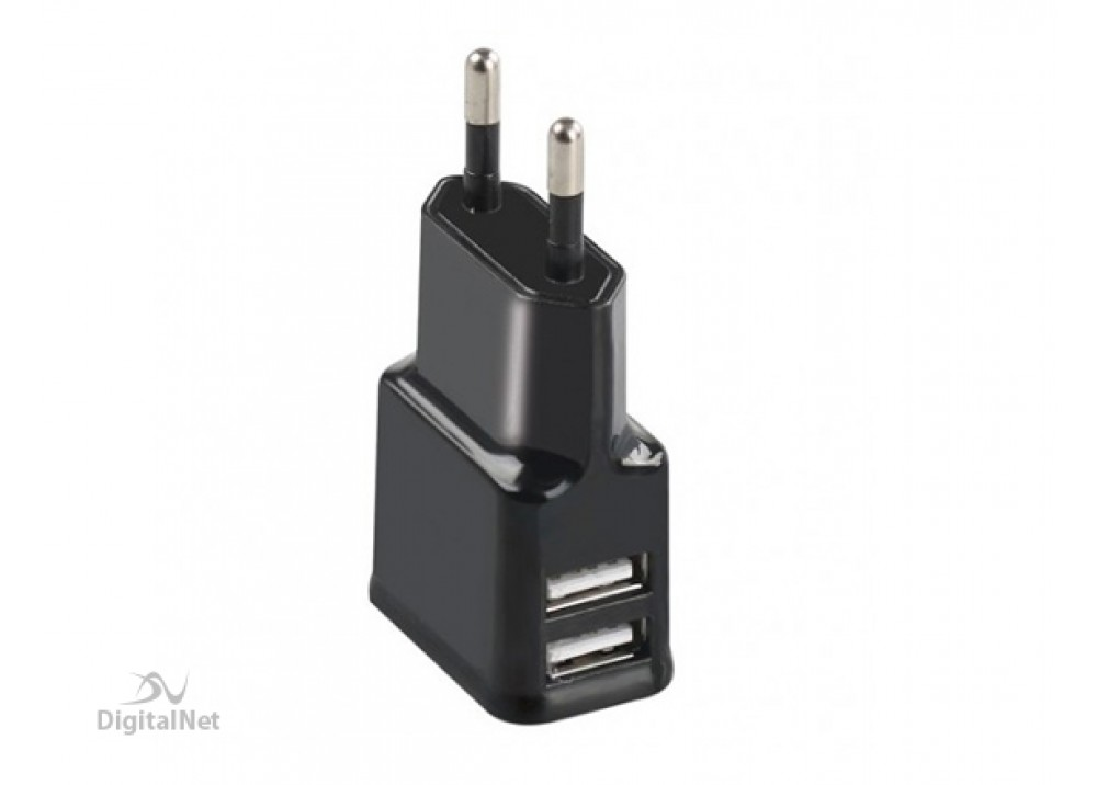 PROMATE HOME CHARGER HYPE-EU. BLACK