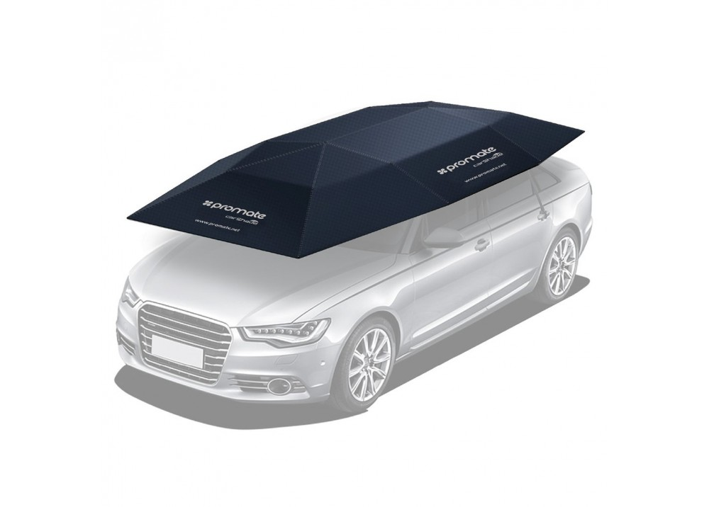 PROMATE CARSHADE UNIVERSAL PROTECTIVE WEATHER PROOF CAR UMBRELLA