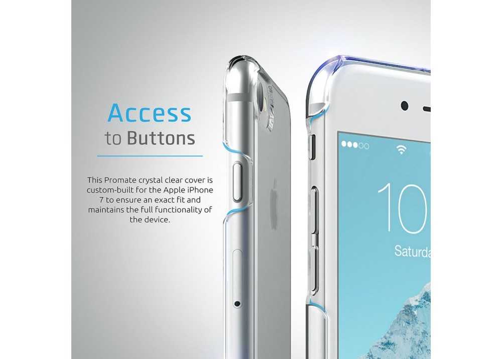 PROMATE COVER CRYSTAL IPHONE 7