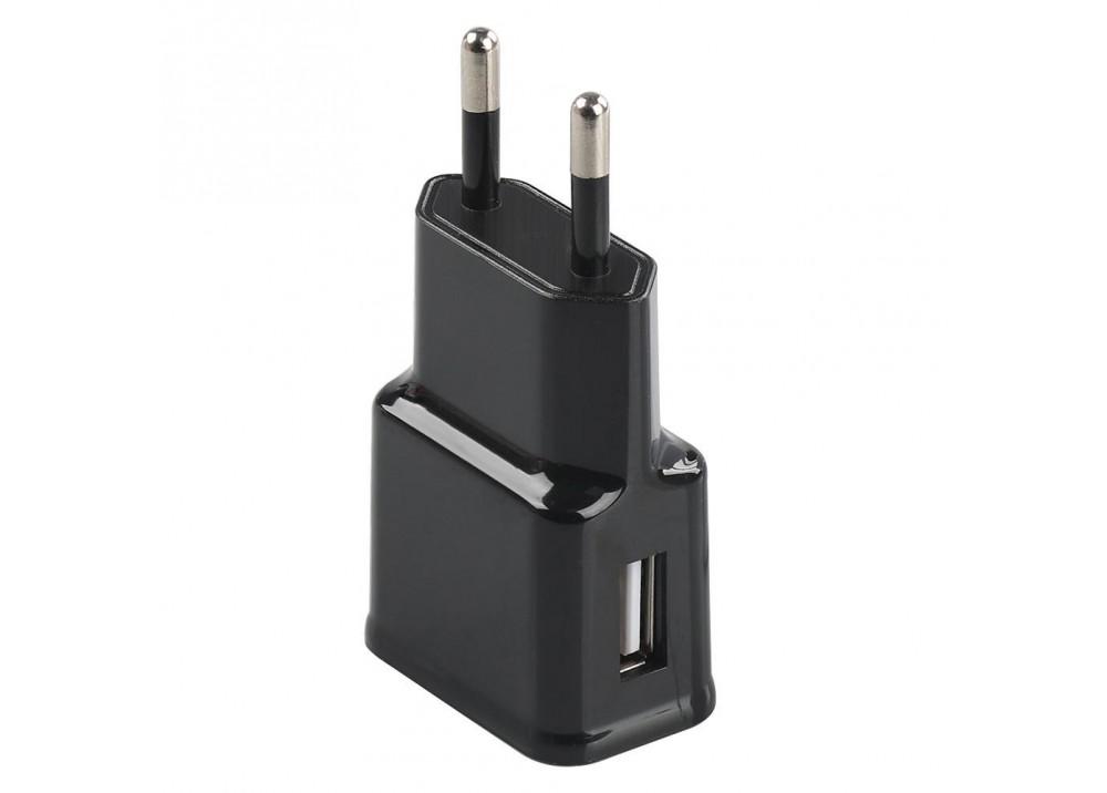 PROMATE PFIZA-EU 1000 mA HOME CHARGER WITH USB PORT