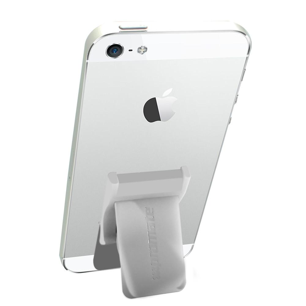 PROMATE  SECURE SELFIE FOR SMARTPHONES  GRIP MATE.WHITE